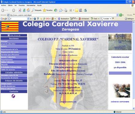Colegio Cardenal Xavierre